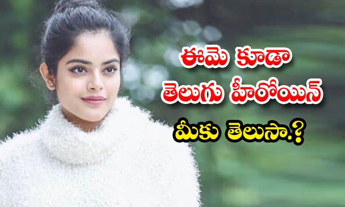 TeluguStop.com - Tollywood Young Heroine Riddhi Kumar Cine Carrera News