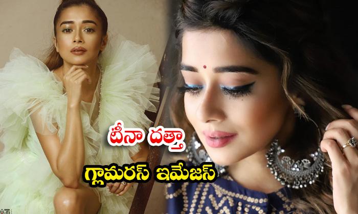 Actress Tinaa Dattaa glamorous images sweeping the internet-టీనా దత్తా గ్లామరస్ ఇమేజస్