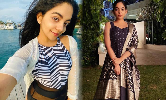 Actress Ahaana Krishna Cute Candid Clicks-telugu Actress Hot Photos Actress Ahaana Krishna Cute Candid Clicks - Telugu High Resolution Photo