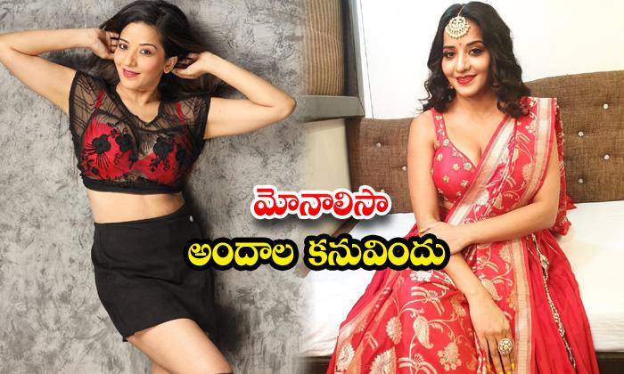 Actress asli monalisa awesome poses-మోనాలిసా అందాల కనువిందు