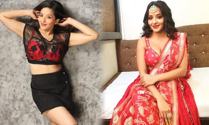Actress Asli Monalisa Awesome Poses-telugu Actress Hot Spicy Photos Actress Asli Monalisa Awesome Poses - Telugu Instagr High Resolution Photo