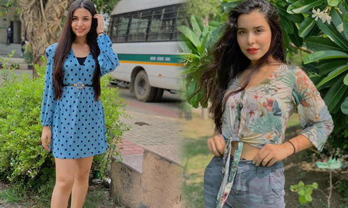 Actress Chitranshi Dhyani Amazing Pictures-telugu Actress Hot Photos Actress Chitranshi Dhyani Amazing Pictures - Telugu High Resolution Photo