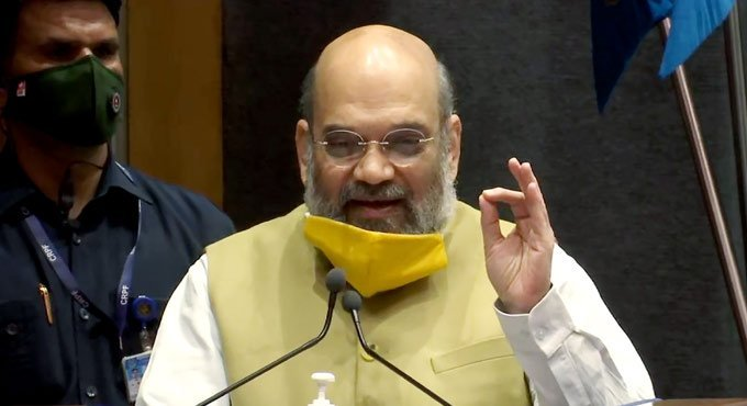 TeluguStop.com - Amit Shah Hospitalized Again With Little Breathlessness