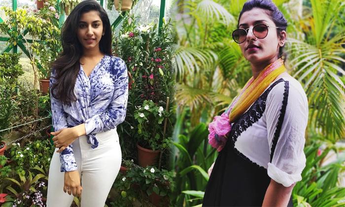 Anchor Vishnu Priya Stunning Poses-విష్ణుప్రియ స్టన్నింగ్ ఇమేజస్ -Telugu Telivision TV Anchors Actress Profile & Biography