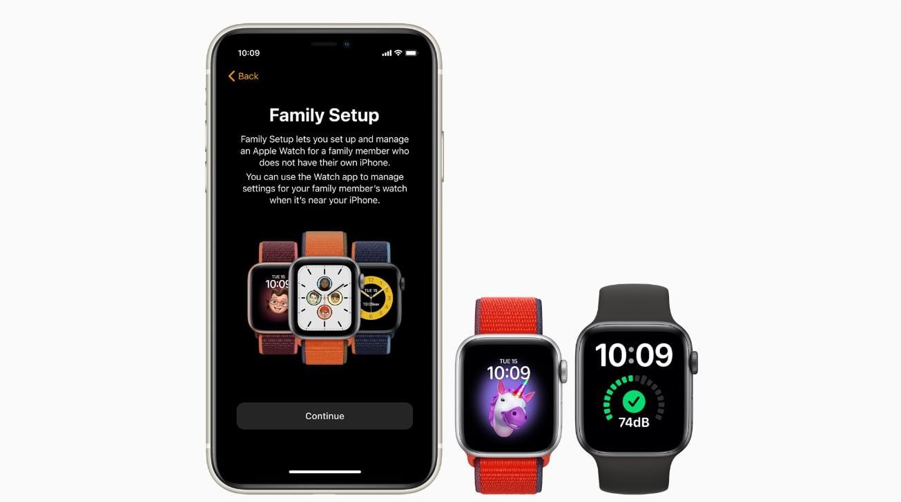 Apple Watch SE Vs Watch Series 6-General-English-Telugu Tollywood Photo Image