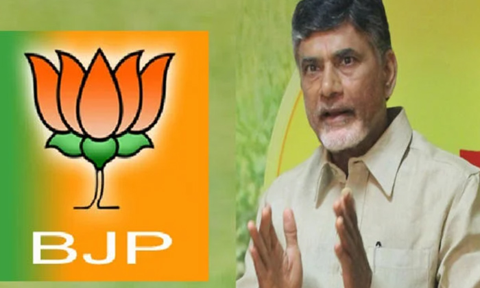 TeluguStop.com - బీజేపీ ని బలోపేతం చేస్తున్న టీడీపీ -Political-Telugu Tollywood Photo Image
