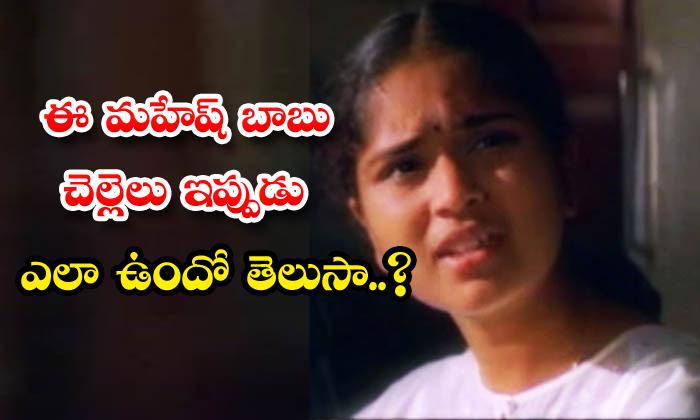 TeluguStop.com - Okkadu Movie Fame Baby Niharika Real Life News
