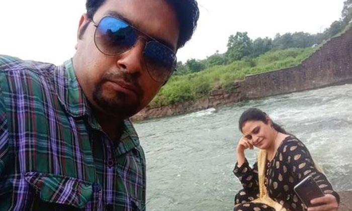 TeluguStop.com - సెల్ఫీ తీసుకుంటూ డ్యామ్ లో పడిపోయిన మహిళ…చివరికి..-General-Telugu-Telugu Tollywood Photo Image