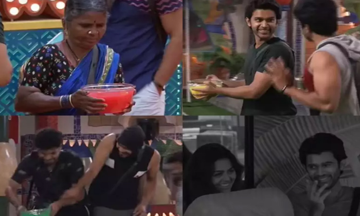 TeluguStop.com - Bigg Boss Contestant Gangavva Becomes New Captain In The House.