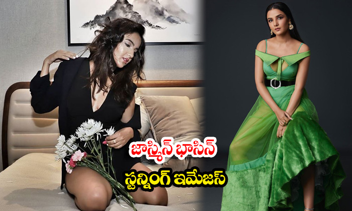 Bollywood Tv Actress Jasmin Bhasin awesome poses- జాస్మిన్ భాసిన్ స్టన్నింగ్ ఇమేజస్