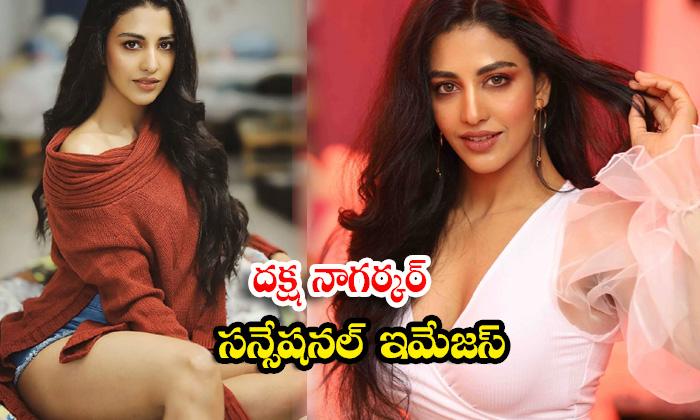 Bollywood beauty Daksha Nagarkar Stunning images-దక్ష నాగర్కర్ సన్సేషనల్ ఇమేజెస్