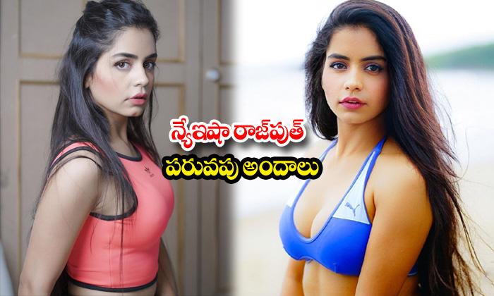 Bollywood hot actress nyeisha rajput spicy poses-న్యేఇషా రాజపుత్ పరువపు అందాలు