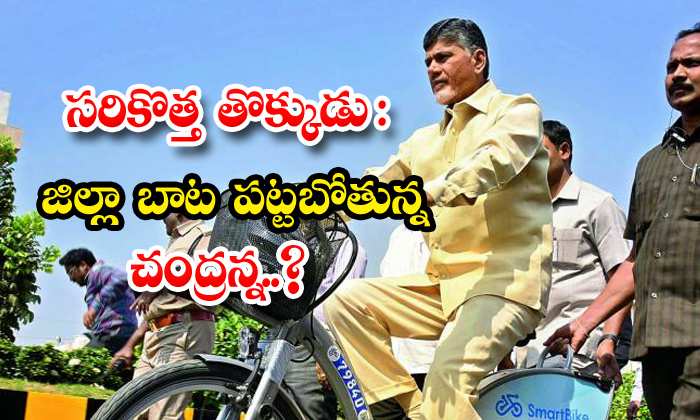 TeluguStop.com - Tdp Chief Chandrababu Plan Districts Tour