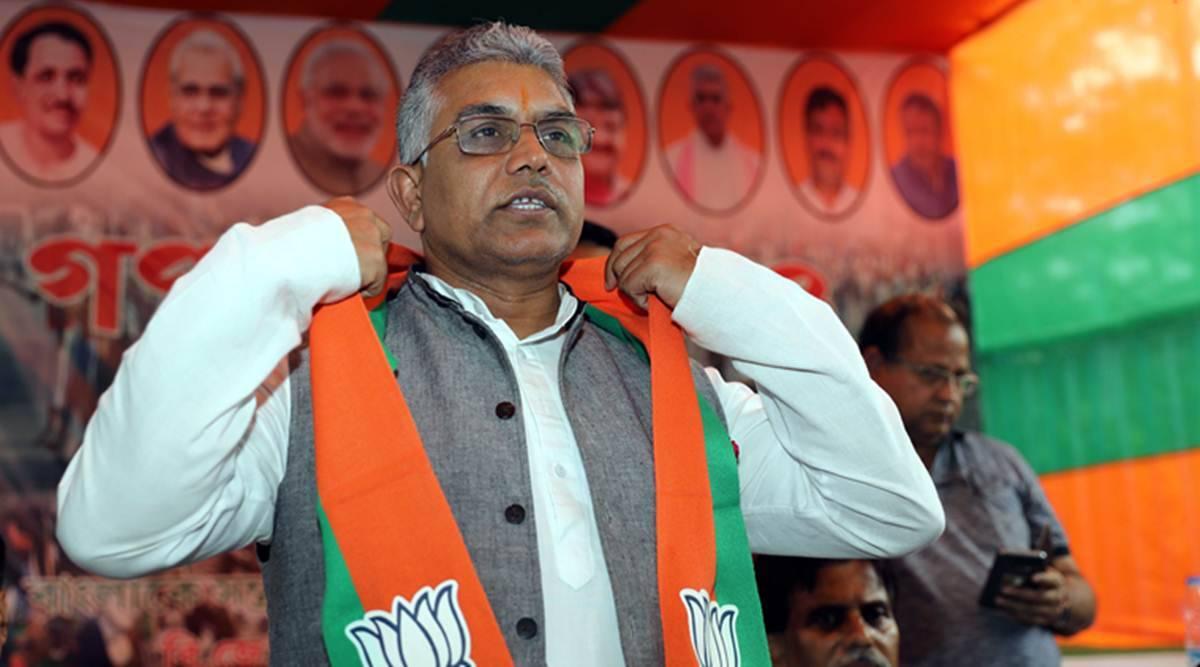 TeluguStop.com - Corona Pandemic Is Gone: Bengal Bjp President