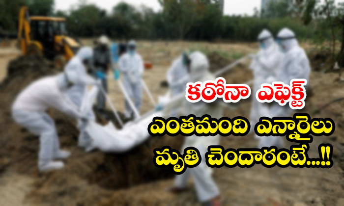 TeluguStop.com - Coronavirus Effect How Many Nris Are Dead