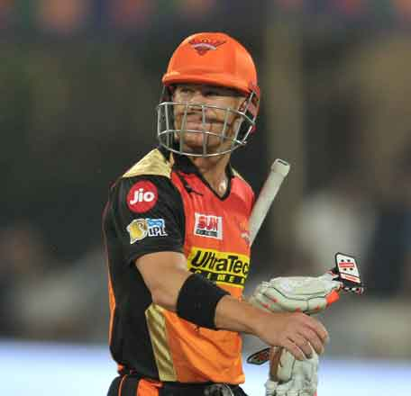 TeluguStop.com - Ipl 2020: David Warner Unhappy With Srh's Batting Approach