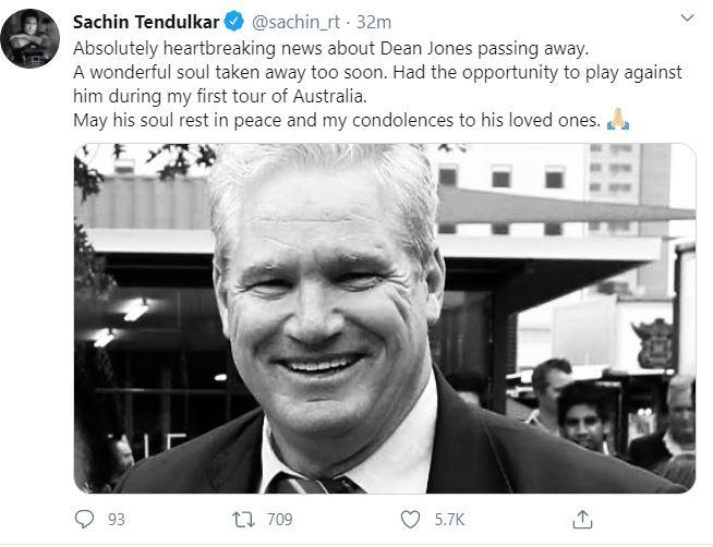 TeluguStop.com - Australian Cricketer Passes Away In Mumbai