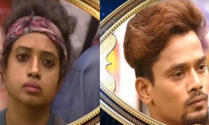 TeluguStop.com - Devi Nagavalli Elimination From The Bigg Boss House.