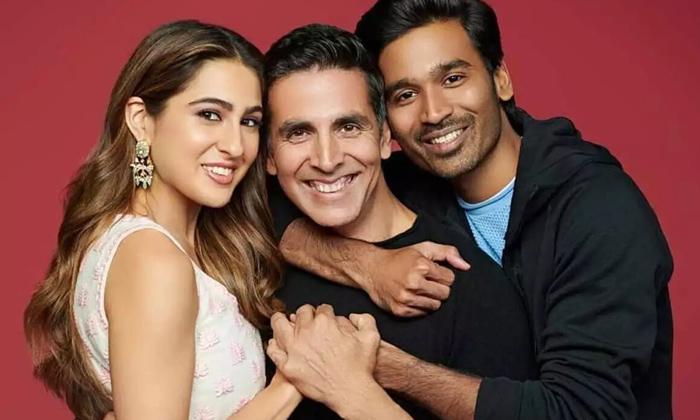 TeluguStop.com - Dhanush To Resume Atrangi Re' Shoot In October-Latest News English-Telugu Tollywood Photo Image