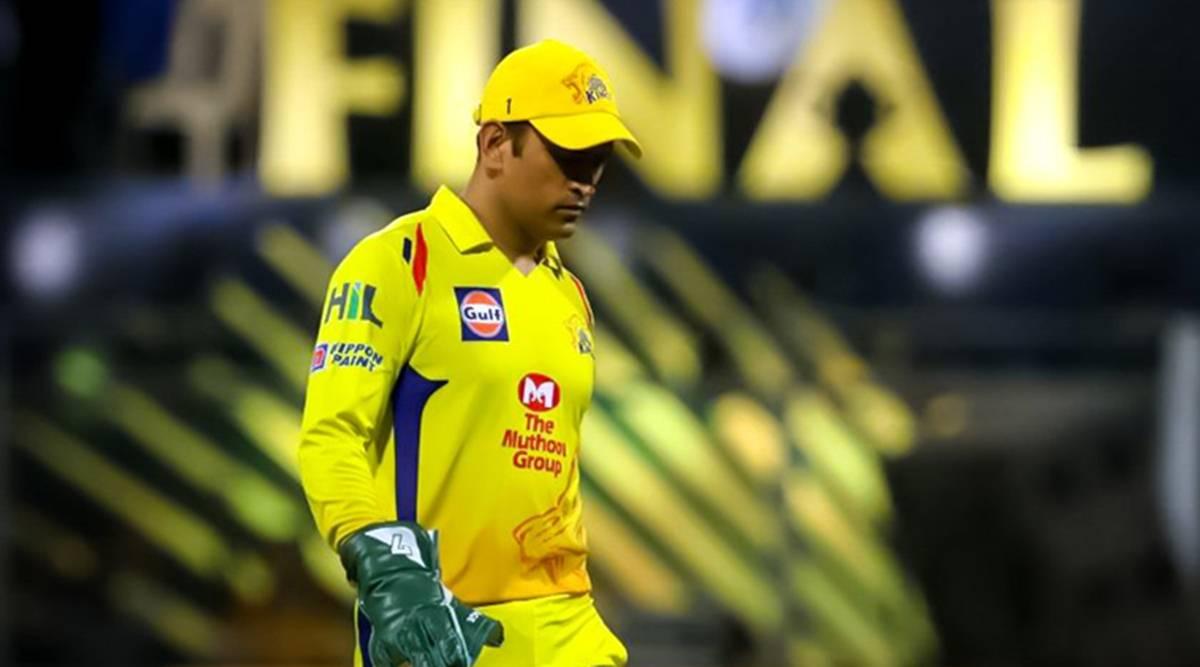 TeluguStop.com - CSK Vs RR, IPL 2020: Dhoni Repeats The Same Mistake-General-English-Telugu Tollywood Photo Image