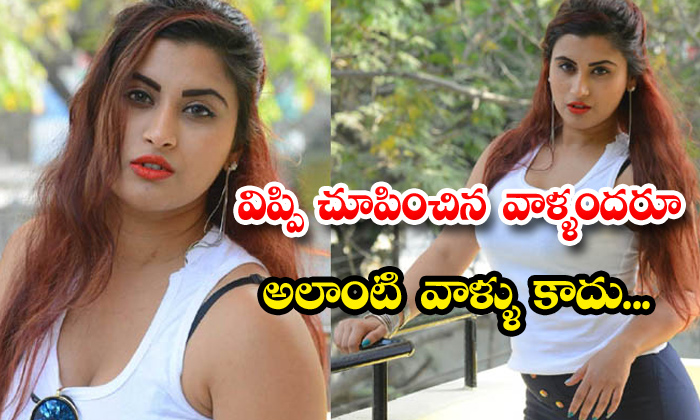 TeluguStop.com - Tollywood Actress Gunnjan Aras About Bold Characters In Films