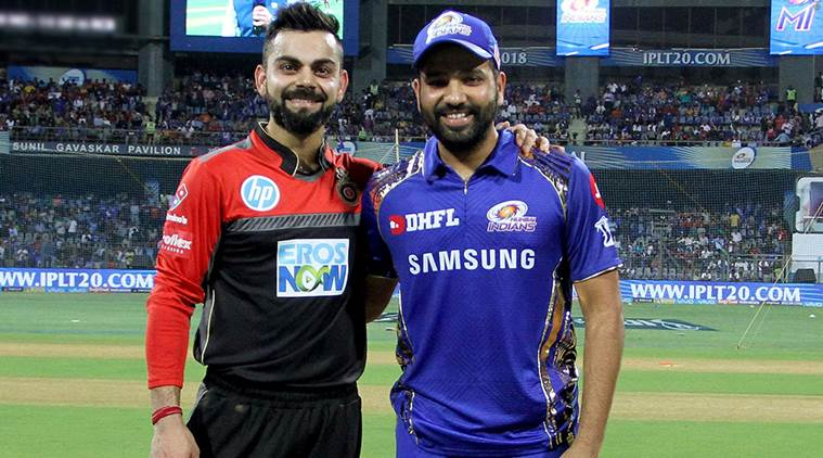 TeluguStop.com - IPL 2020: Hitman Lauds Virat Kohli's Captaincy-General-English-Telugu Tollywood Photo Image