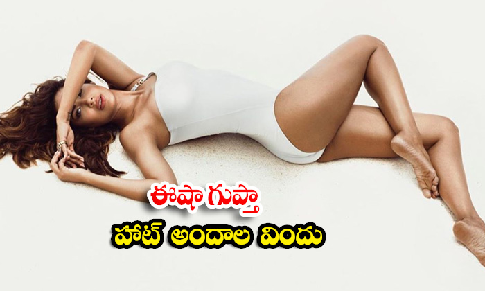 Hot Beauty Esha Gupta glamorous images-ఈషా గుప్తా హాట్ అందాల విందు
