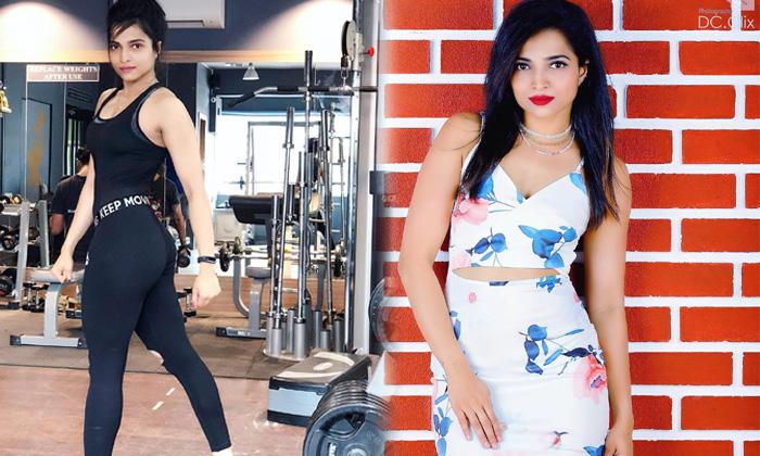 Hot Model Pavi Padukone Spicy Poses - Telugu About Pavi Padukone Age Instagram Photos Pics High Resolution Photo