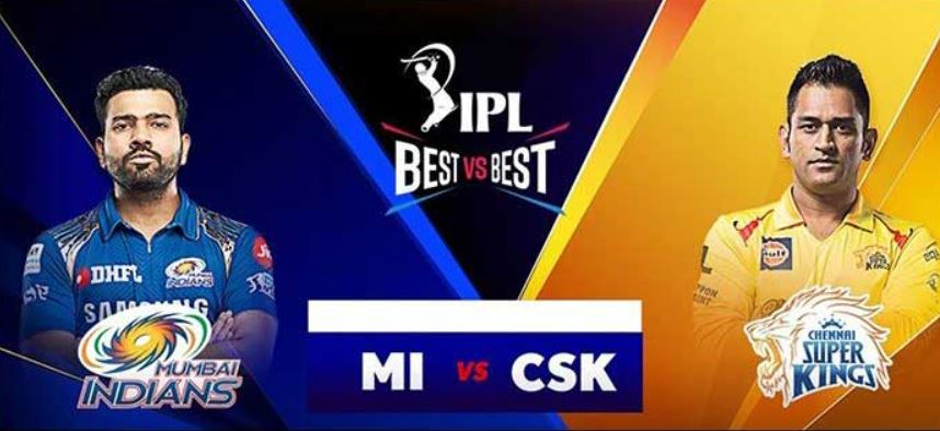TeluguStop.com - IPL 2020 MI Vs CSK: Mumbai Indians At An Advantage-General-English-Telugu Tollywood Photo Image
