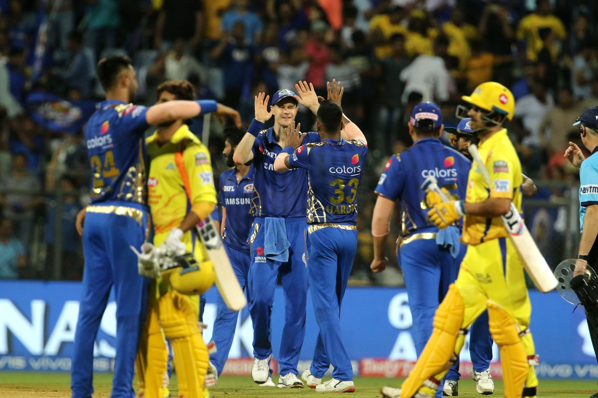 TeluguStop.com - Ipl 2020 Mi Vs Csk: Mumbai Indians At An Advantage