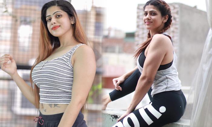 Indian Football Player Ambika Dutt Cute Candid Clicks - Telugu Ambika Dutt Biography Figure Fitness Height Instagram Wi High Resolution Photo