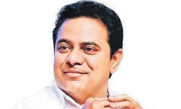 TeluguStop.com - పెద్ద టార్గెట్టే పెట్టుకున్న కేటీఆర్ -Political-Telugu Tollywood Photo Image
