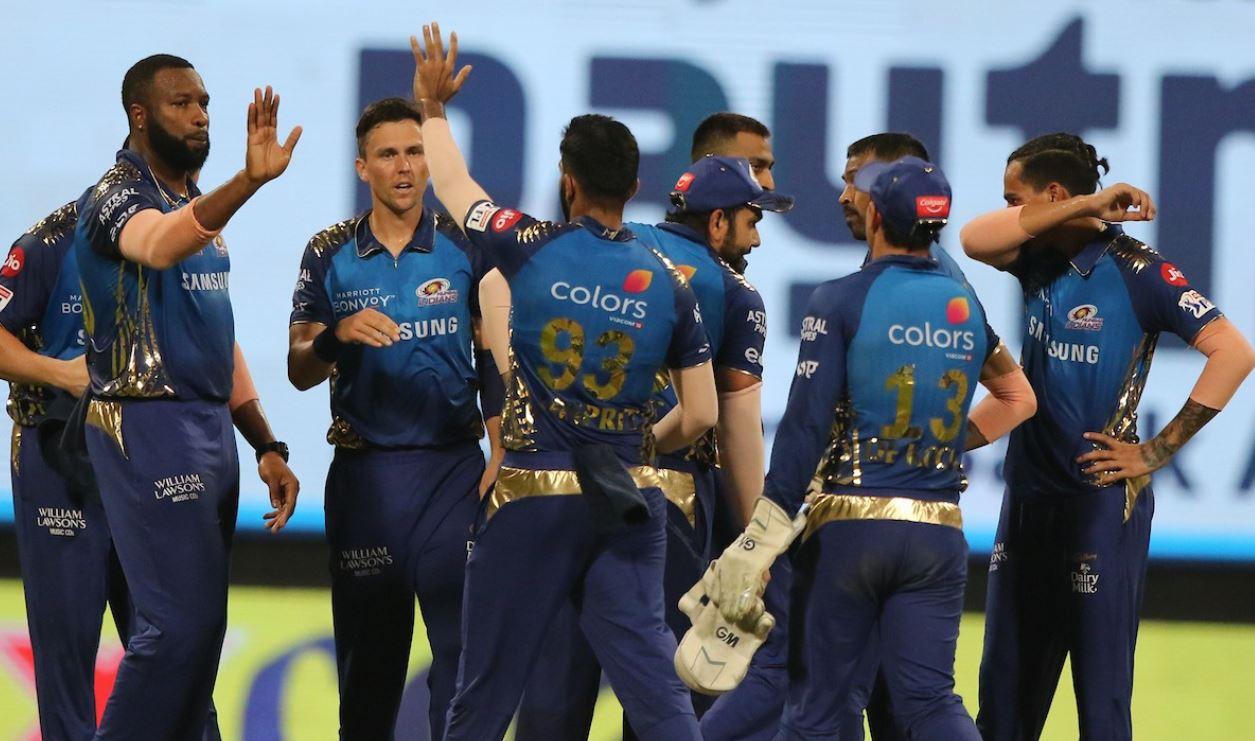 TeluguStop.com - Ipl 2020, Mi Vs Kkr: Kolkata Knight Riders Lose, Mumbai Indians Registered Their First Win