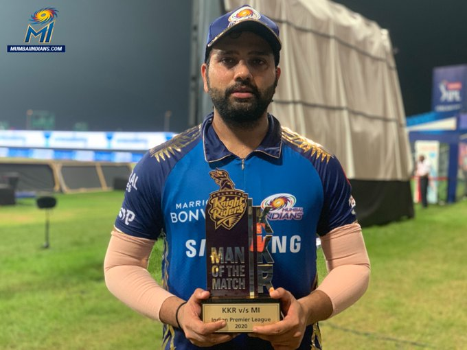 TeluguStop.com - IPL 2020, MI Vs KKR: Kolkata Knight Riders Lose, Mumbai Indians Registered Their First Win-General-English-Telugu Tollywood Photo Image