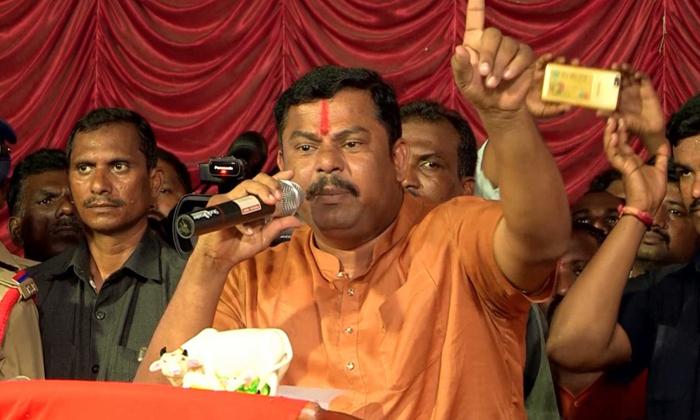 Telugu @bandisanjay_bjp, 2023 Elections, Bandi Sanjay, Bjp, Dharmapuri Aravindh, Raja Singh, Revanth Reddy, Telangana, Telangana Bjp Leaders, Trs-Telugu Political News
