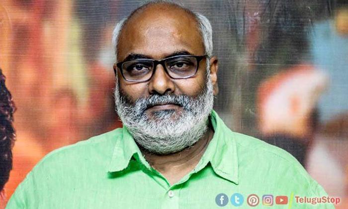 TeluguStop.com - Rrr Work Will Be Resumed Soon: Mm Keeravani