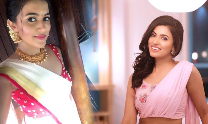 Malayalam Beauty Anju Kurian Stunning Images-telugu Actress Hot Photos Malayalam Beauty Anju Kurian Stunning Images - Te High Resolution Photo