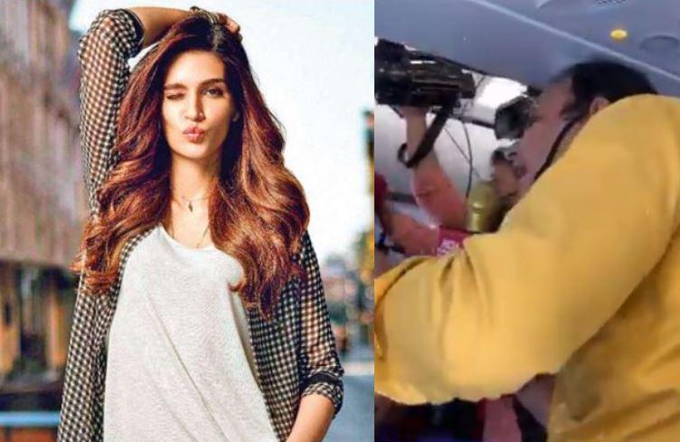 TeluguStop.com - Media Over Action Upsets Kriti Sanon
