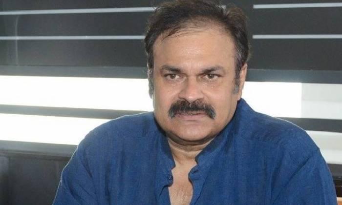 TeluguStop.com - Mega Brother Naga Babu Tests Corona Positive-Movie-English-Telugu Tollywood Photo Image