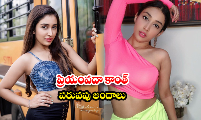 Mind blowing pictures of model Priyamvada Kant-ప్రియంవదా కాంత్ పరువపు అందాలు