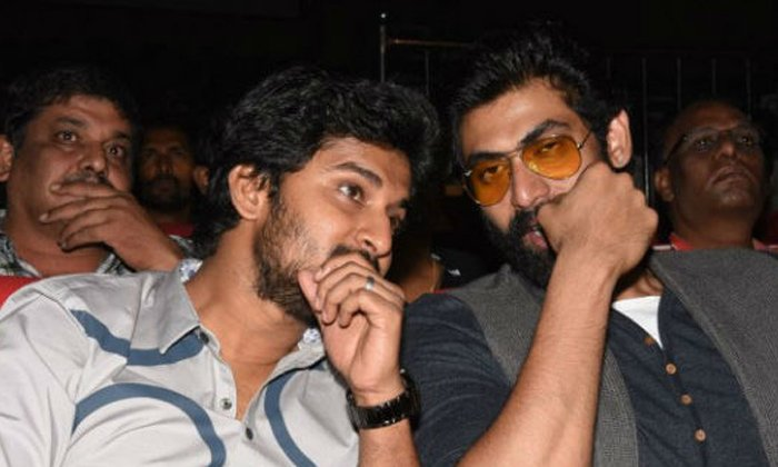 Nani And Rana Multi-Starrer On The Cards-Latest News English-Telugu Tollywood Photo Image