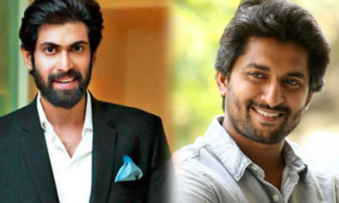 Nani And Rana Multi-starrer On The Cards
