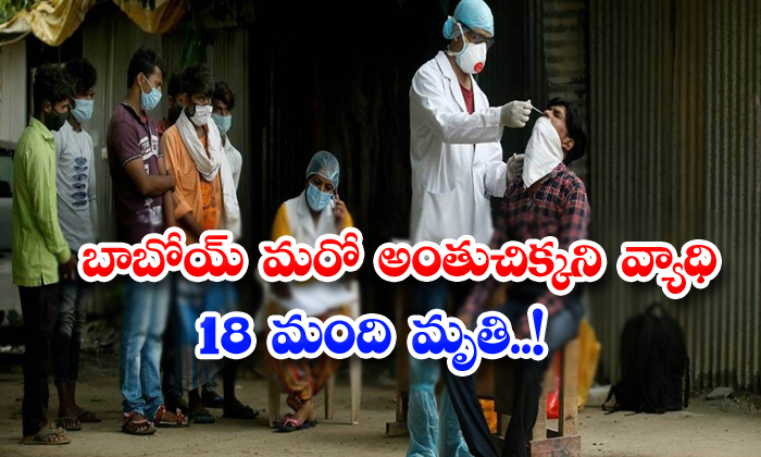 TeluguStop.com - 18 People Diceased Unknown Disease In India