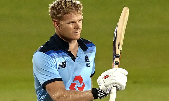 TeluguStop.com - Aussies Wins The First Odi Against England. Sam Billings Ton Goes In Vain