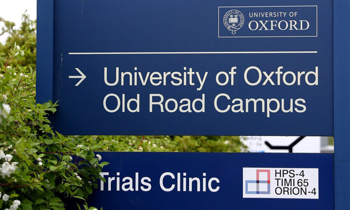 TeluguStop.com - Oxford University Vaccine Trials Paused In India.