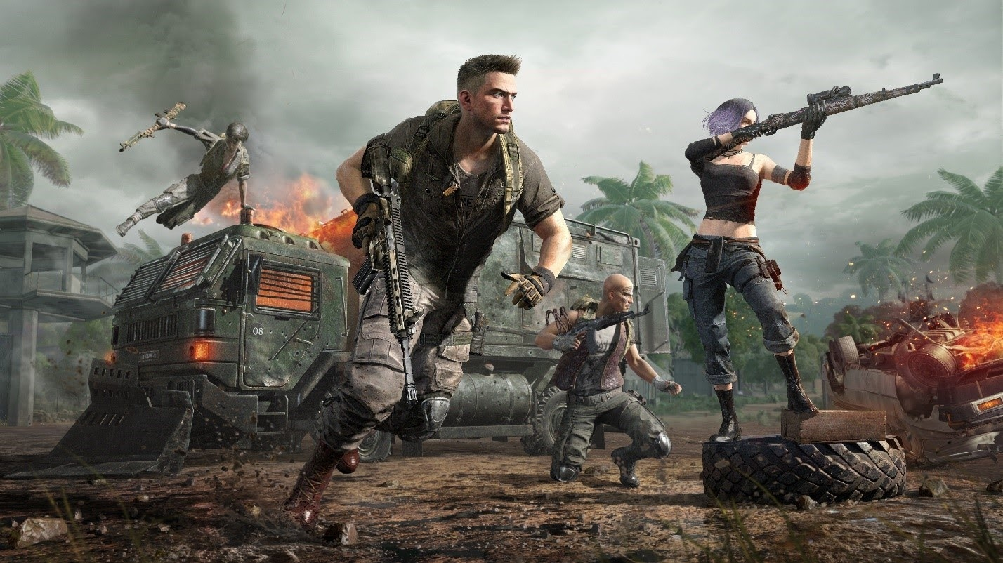 TeluguStop.com - Pubg Becomes Most-watched Esports Game