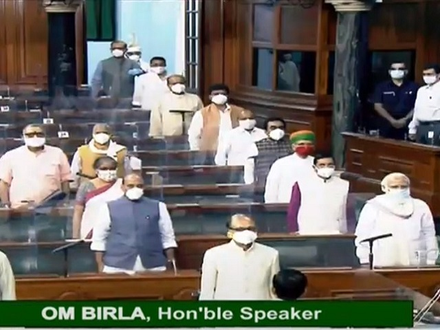 Parliament's Monsoon Session: 25 Mps Test Positive For Coronavirus On Day 1