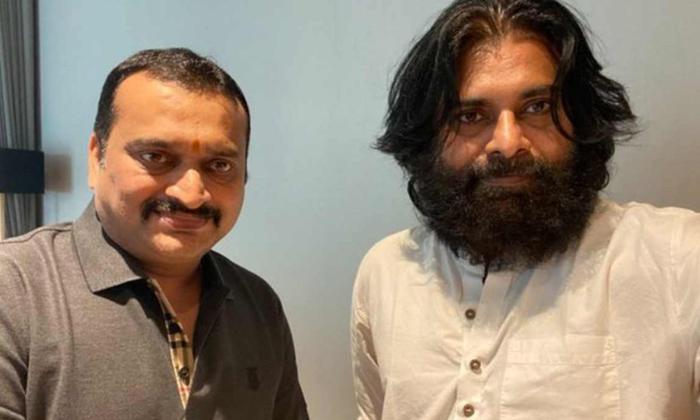 TeluguStop.com - Pawan Kalyan Gives Green Signal For Bandla Ganesh-Latest News English-Telugu Tollywood Photo Image