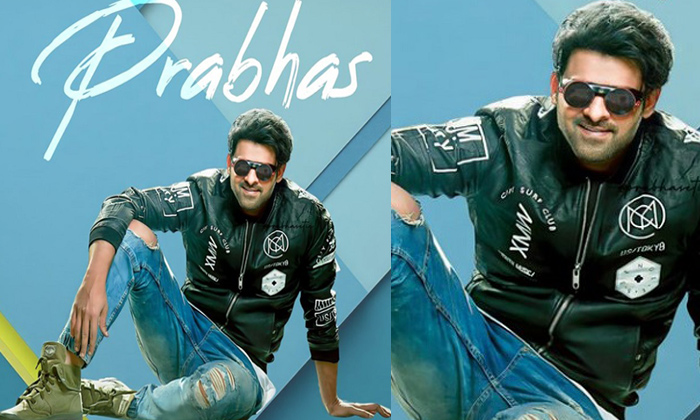 Pic Talk: Prabhas Uber Cool Look Trending All Over-Latest News English-Telugu Tollywood Photo Image