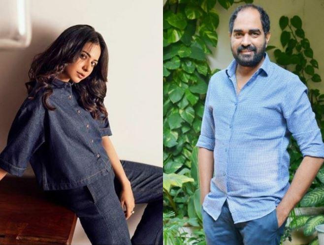 TeluguStop.com - Rakul-Mega Hero Film In Great Trouble-General-English-Telugu Tollywood Photo Image